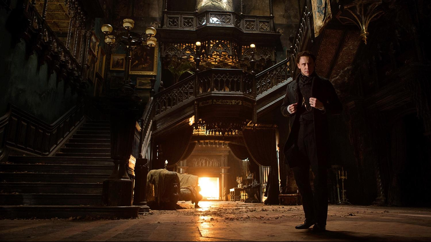"T. Hiddlestonas filme ""Purpurinė kalva"" (angl. ""Crimson Peak"")"