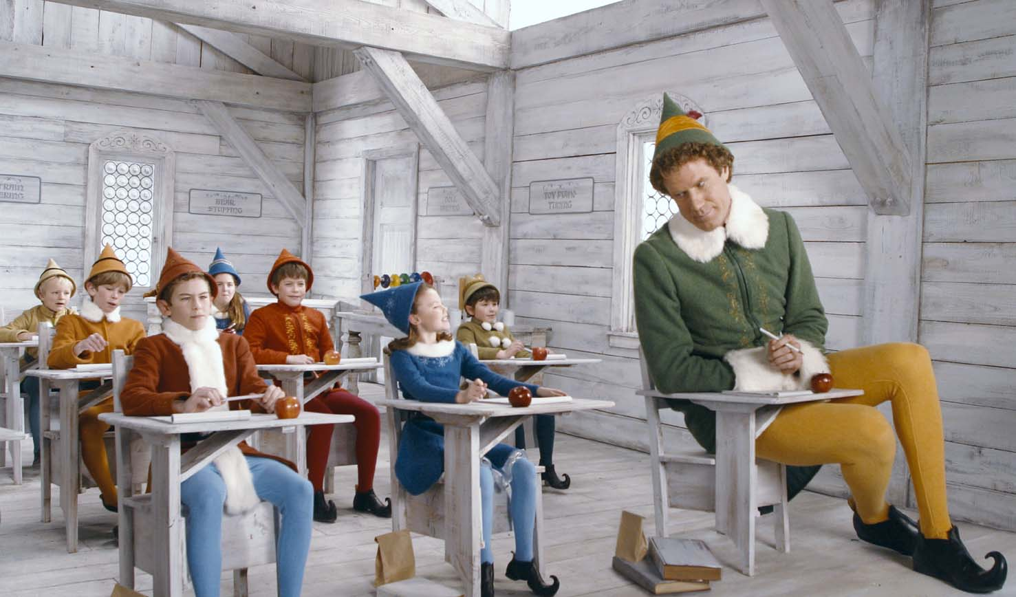 elf-movie-christmas-jon-favreau-will-ferrell